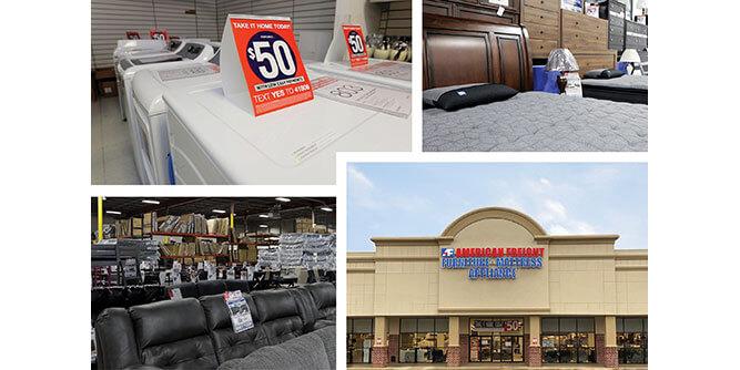 American Freight - Furniture, Mattress, Appliance slide 2