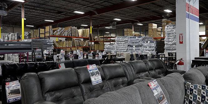 American Freight - Furniture, Mattress, Appliance slide 4