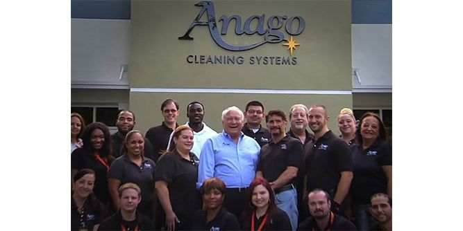 Anago Cleaning Systems slide 12