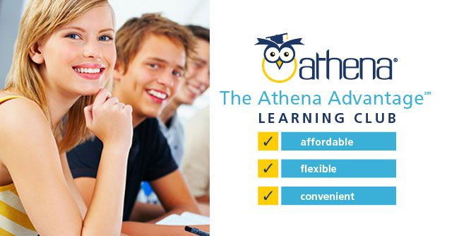 Athena Learning Centers slide 5