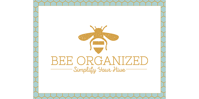 Bee Organized slide 1