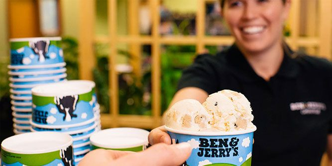 Ben & Jerry's Ice Cream slide 6