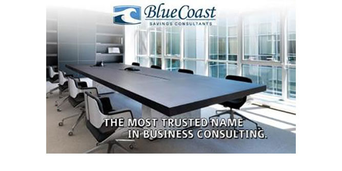 Blue Coast Savings Consultants slide 1