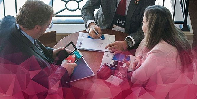 BNI International - Business Networking and Referrals slide 1
