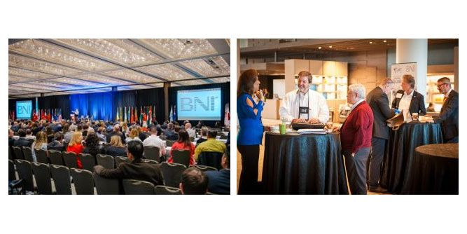 BNI International - Business Networking and Referrals slide 2