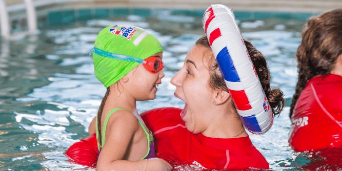 British Swim School slide 6
