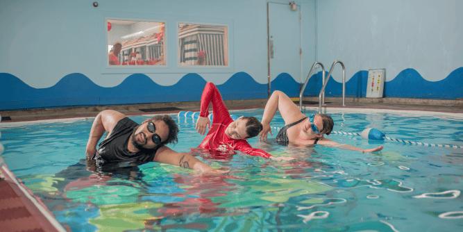 British Swim School slide 7
