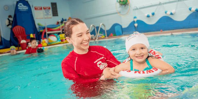 British Swim School slide 8