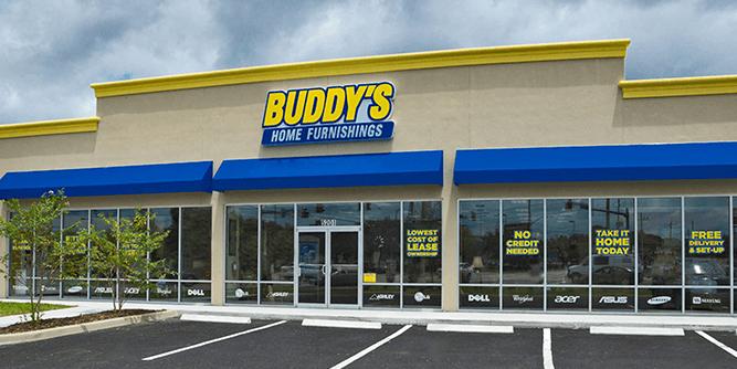 Buddy's Home Furnishings slide 1