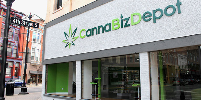 CannaBiz Depot - CBD and Hemp products slide 5