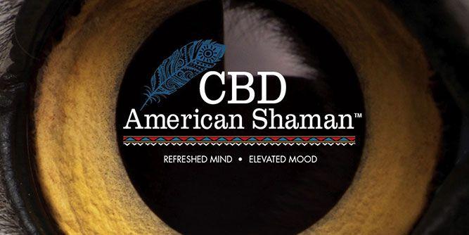 CBD American Shaman - CBD Hemp Oil slide 1