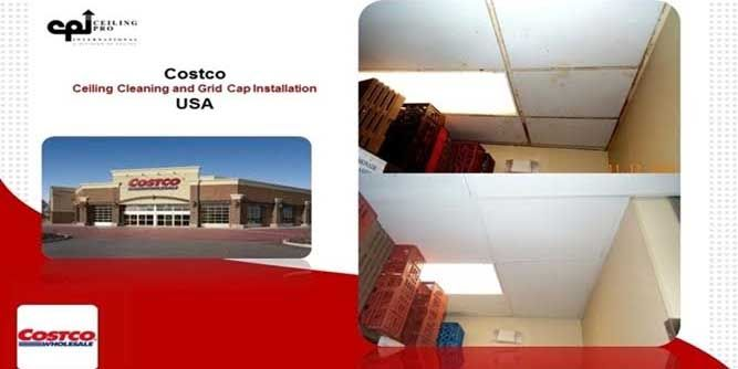 Ceiling Pro International slide 1
