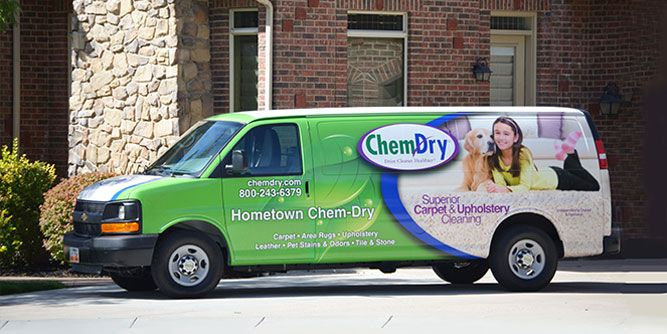 Chem-Dry Carpet Cleaning slide 1