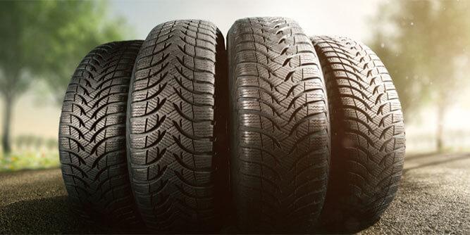 Chuck Wait Tire slide 1