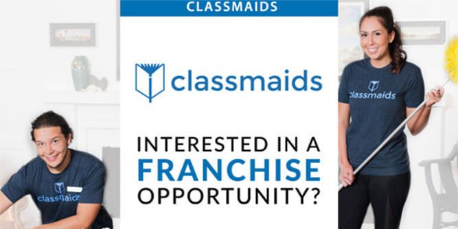 Classmaids - Residential and Commercial Cleaning slide 1
