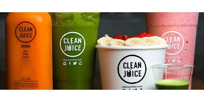 Clean Juice slide 2