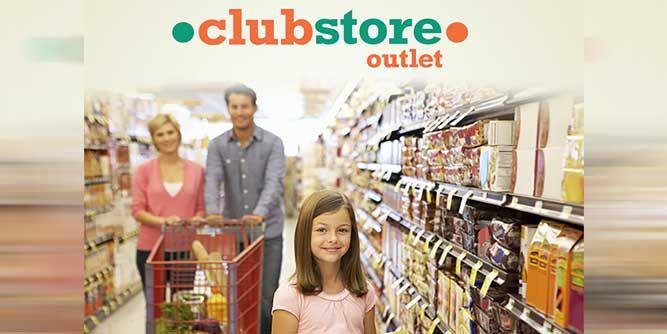 Clubstore Outlet slide 2