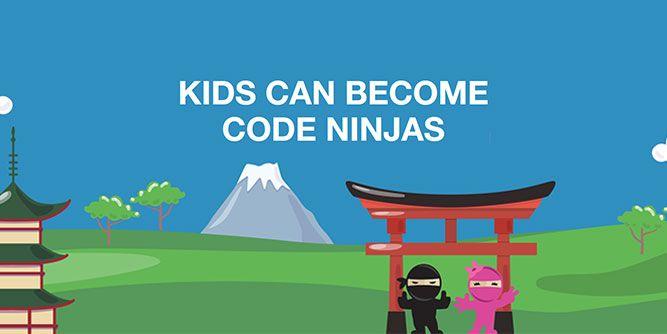 Code Ninjas slide 1