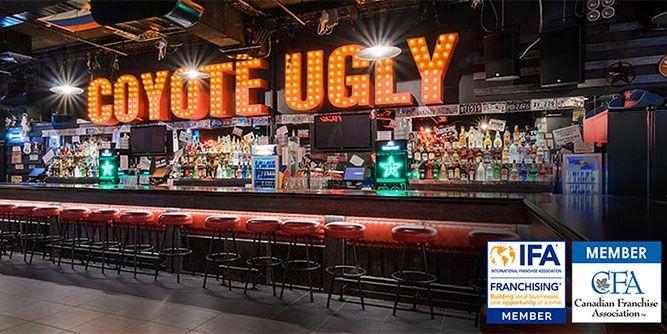 Coyote Ugly Saloon slide 1