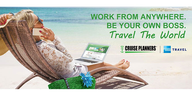Cruise Planners, an American Express Travel Representative slide 3