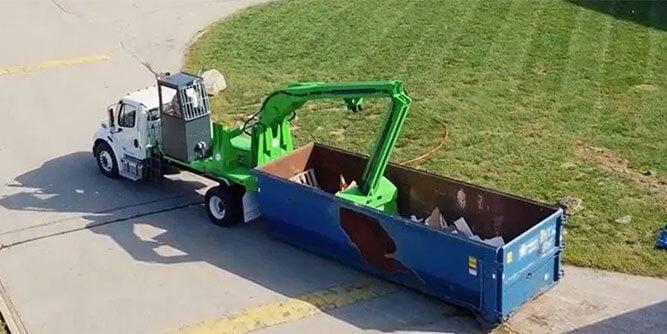 Crushr - Mobile Trash Compacting slide 2