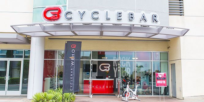 Cyclebar® Premium Indoor Cycling slide 1