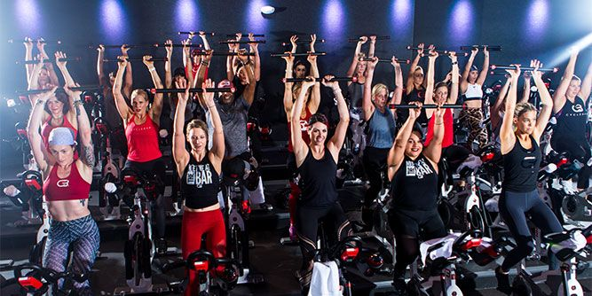 Cyclebar® Premium Indoor Cycling slide 5