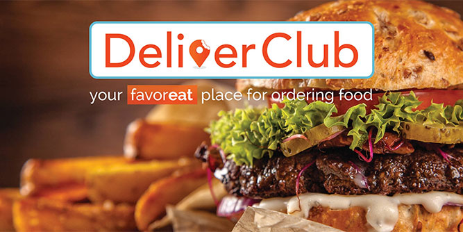 DeliverClub slide 1