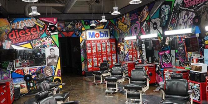 Diesel Barbershop slide 2