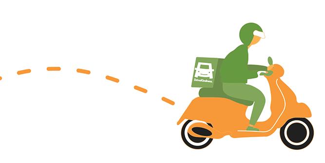 DriveKindness - Food Delivery slide 4