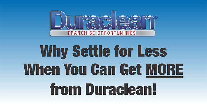 Duraclean  slide 1