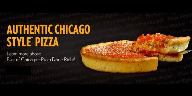 East of Chicago Pizza slide 1
