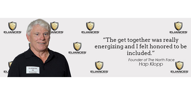 Eliances - Alliance of Entrepreneurs slide 1