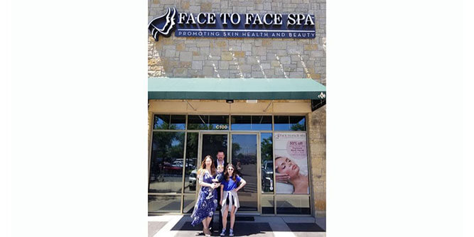 Face to Face Spas slide 6