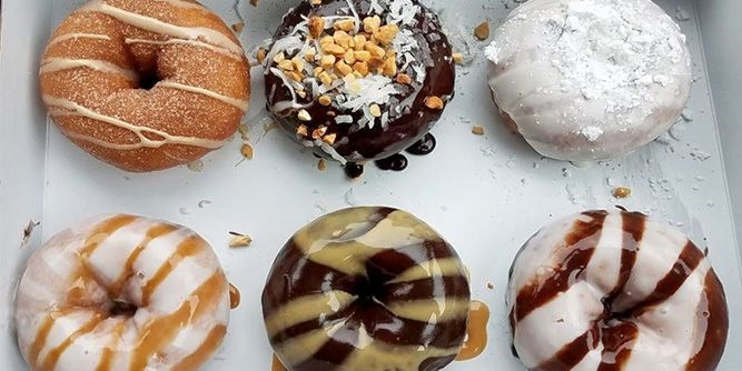 Factory Donuts slide 8