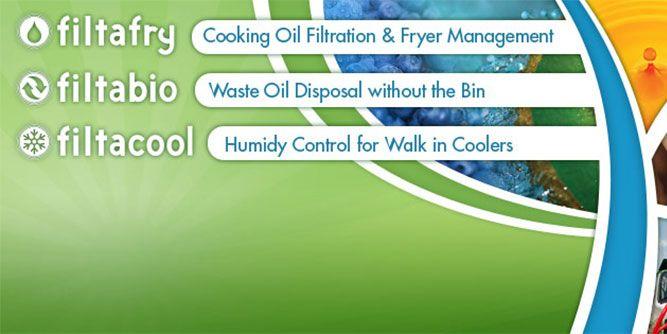 Filta Environmental Kitchen Solutions slide 1