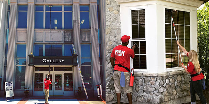 Fish Window Cleaning Services slide 9