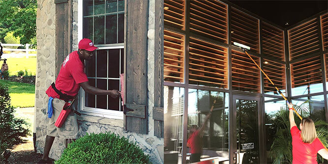Fish Window Cleaning Services slide 6