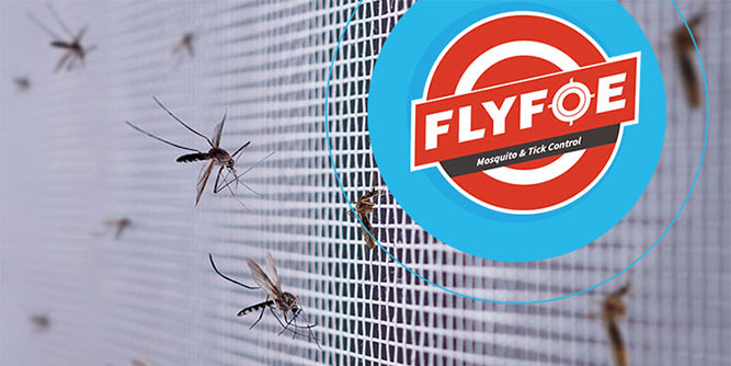 FlyFoe Mosquito & Tick Control slide 3