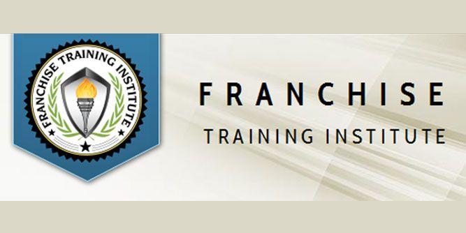 Franchise Training Institute slide 1