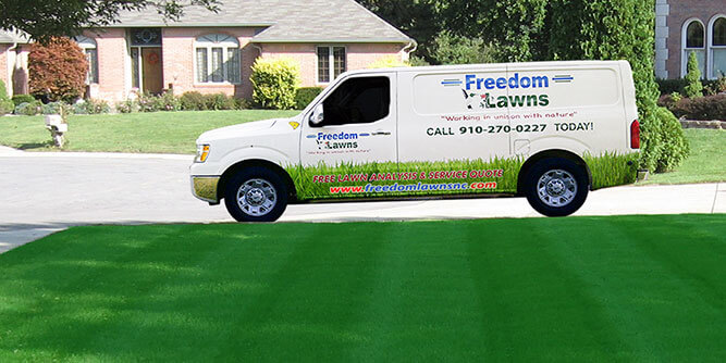 Freedom Lawns USA slide 7