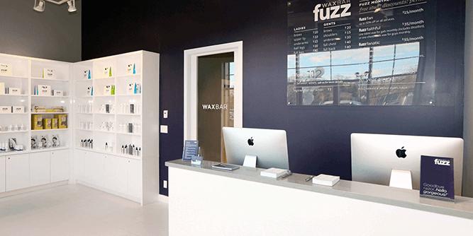 Fuzz Wax Bar slide 2