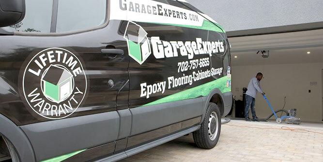 Garage Experts slide 1