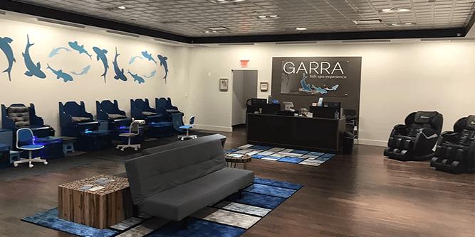 Garra Spas - Fish Spa Experience slide 1