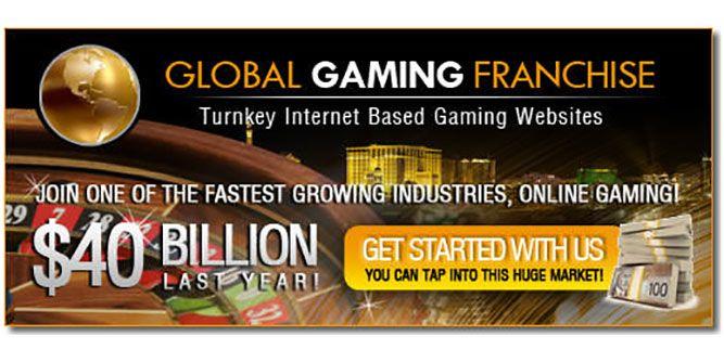 Global Gaming International slide 1