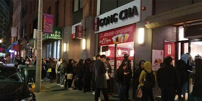 Gong Cha USA - Bubble Tea slide 2