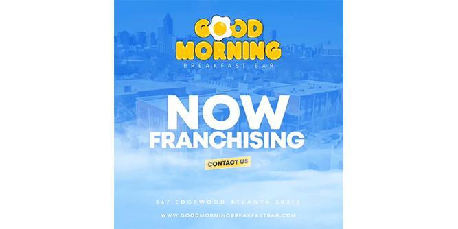 Good Morning Breakfast Bar slide 1