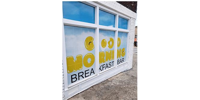 Good Morning Breakfast Bar slide 3