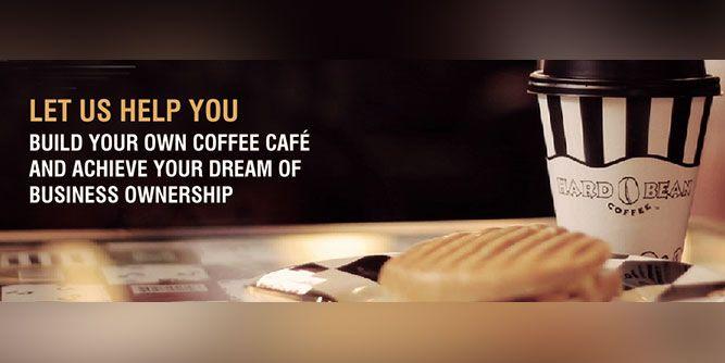 Hard Bean Coffee slide 1
