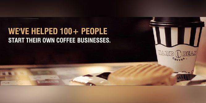 Hard Bean Coffee slide 2